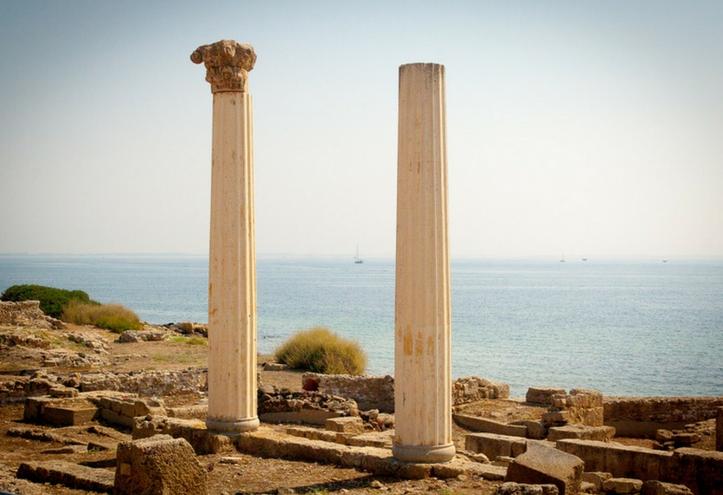 Sito archeologico di Tharros: come arrivare e cosa fare