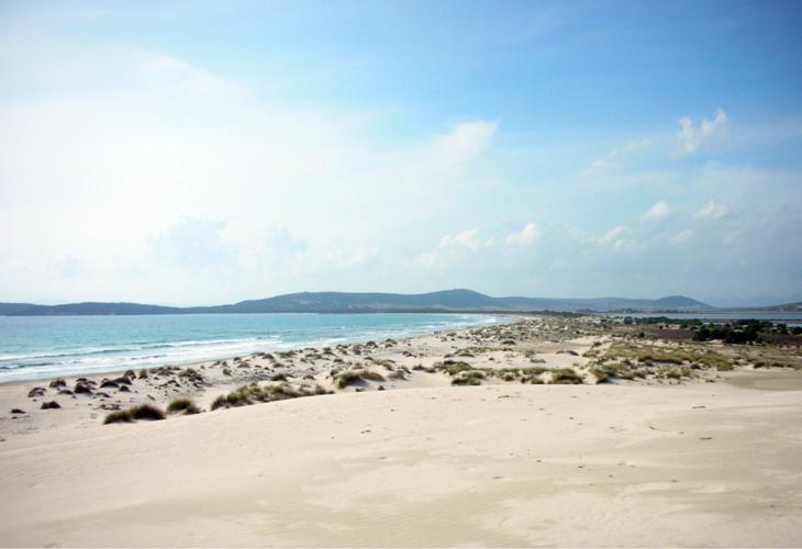 Visitare la spiaggia di Porto Pino