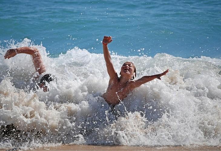 Spiagge in Sardegna per bambini