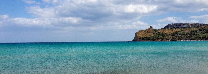Visitare il Poetto di Cagliari - Camping Cala d'Ostia